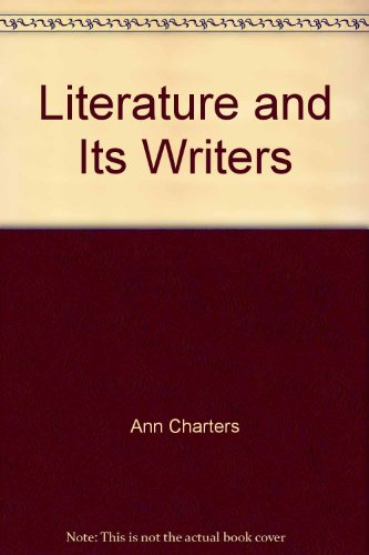 Literature and Its Writers