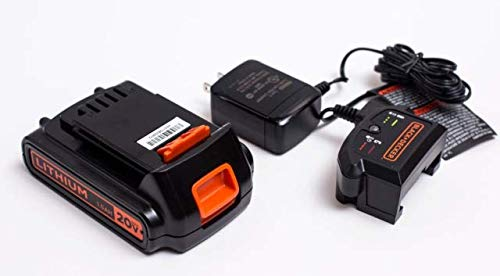 Genuine 20-Volt MAX 20V Lithium-Ion Battery & Charger by ExpressUSA Bundle