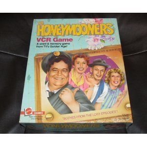 The Honeymooners - A word & memory game from TV's Golden Age