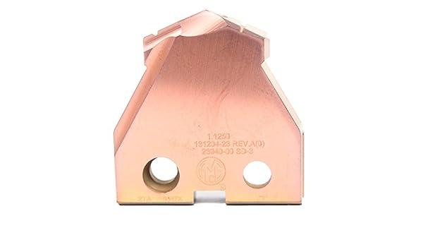 OKSLO Allied Machine /& Engineering Corp AMEC Carbide Spade Drill Insert 1.1250#2 T-A AM200 131204-23