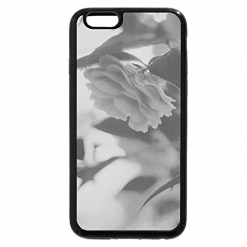 iPhone 6S Plus Case, iPhone 6 Plus Case (Black & White) - set.in.your.afterglow