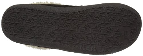 Woolrich Blanket Plum Java Women's Wool on Slip Ridge Red Slipper qfqr0