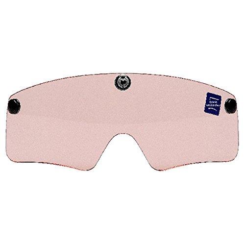 clear rose purple light Lentes mask de Castellani c gafas tiro mask II c para y Intercambiables ZCqnOwx16