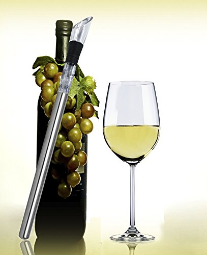 Wine Decanter Red Wine Carafe,Wine aerator,Wine Accessories-Wine Chiller Stick by NEW PACIFIC YOUYAH (Image #4)