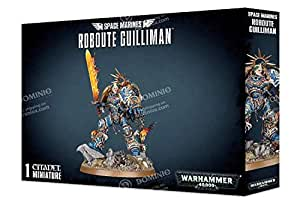Space Marines Roboute Guilliman Warhammer 40,000