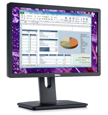 Dell P1913 19-Inch Professional Series LED Display(Certified Refurbished)