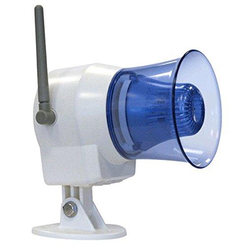 HomeSafe Wireless Outdoor Siren