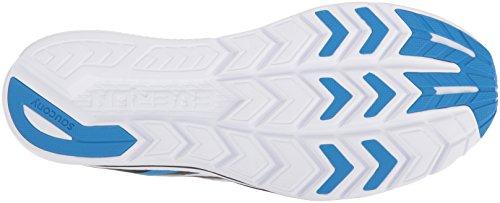 Chaussures Blanc Saucony de Kinvara Blanc Noir Homme Blk Blu Fitness 9 2 Wht fEAwU