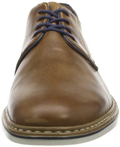Rieker Mens Finchley Chaussures De Sport Légères Marron (caramel / Royal / Zimt / 25)