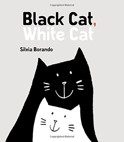 Black Cat White Cat A Minibombo Book