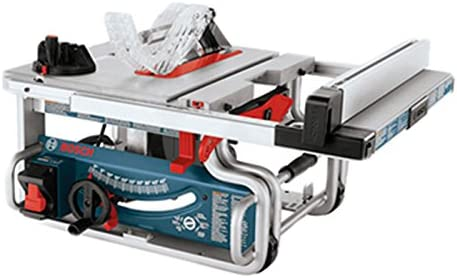 5. Bosch GTS1031 Jobsite Table Saw