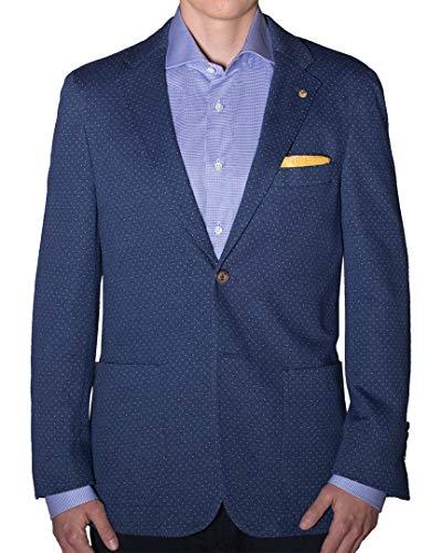 [해외]Robert Talbott Mens Marin Stretch Soft Jacket XL / Robert Talbott Mens Marin Stretch Soft Jacket, XL