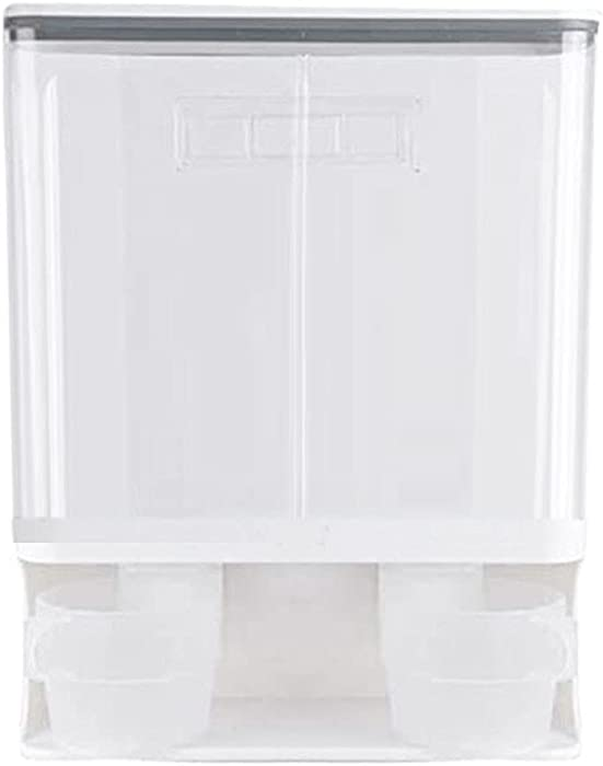 The Best Wall Mounted Food Storage Container