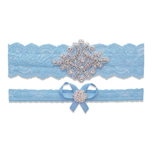 Blue Garters For Bride | Wedding Garter | Something for sale  Delivered anywhere in USA