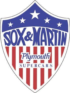 Signpast Signs (Sox & Martin Shield Sign)