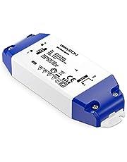 deleyCON 12V LED Trafo Transformator Voeding 0-15W 200-240V naar 12V DC LED-Lampen Lichtstrips G4 MR11 MR16 Lampen Overbelasting Oververhitting