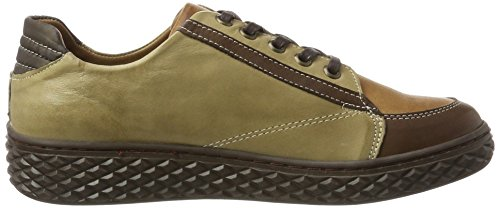 Andrea Conti Ladies 0344500 Sneaker Marrone (marrone Scuro / Combinato)