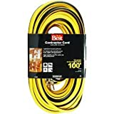100' 12/3 LIGHTED CORD (Woods Import 553056)