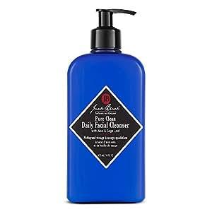 Amazon.com: Jack Black Pure Clean Daily Facial Cleanser