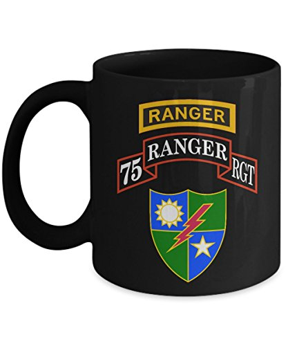 Army Ranger Coffee Mug - 75th RGT ()