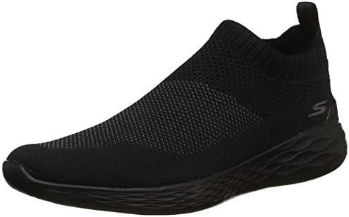 Skechers Performance GO Strike Fitness Shoes for Men Black