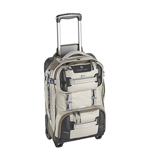 Eagle Creek ORV 2-Wheel Carry-On Rolling Duffel, Natural Stone