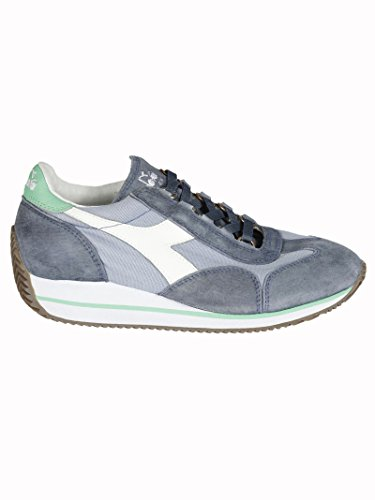 W Diadora Donna Sneakers tessuto Hh Heritage China Sw Suede Blue Equipe Blu w6xqx5vr