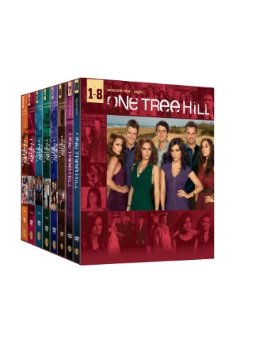 One Tree Hill Box Set: Season 1-8 (All 9 Seasons One Tree Hill)
