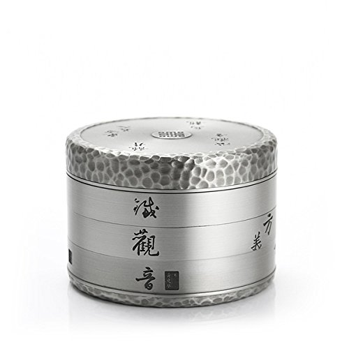 Royal Selangor Hand Finished The Imperial Collection Collection Pewter Xiang Airtight Tea / Coffee Caddy by Royal Selangor