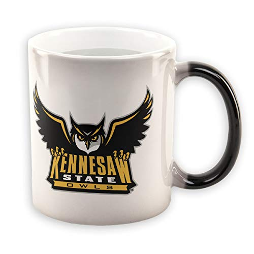 Official NCAA Kennesaw State Owls - Magic Mug -