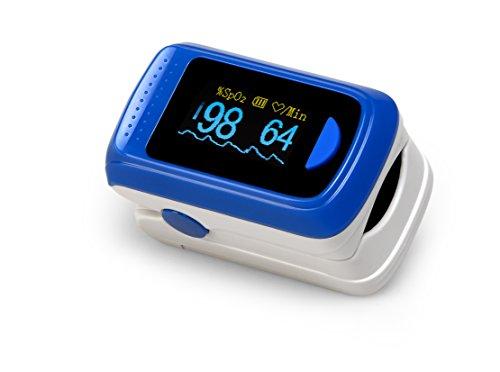 Medx5OLED pantalla a colori, pulsossimetro, pulsossimetro Da dito, dispositivo per la misurazione del polso, ossimetro, misuratore Da polso, prodotto Medico 50 unidades 6