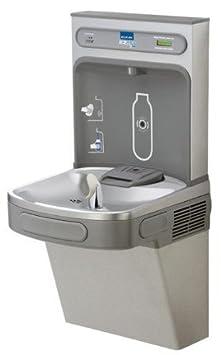 Water heater manual: Elkay drinking fountain
