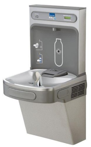 41lcLvlrIaL elkay lzs8wslk wall mount drinking fountain with bottle filler  at n-0.co