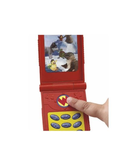 Fisher-Price Wonder Pets Chat and Save Can Phone | Toy in the UAE ...