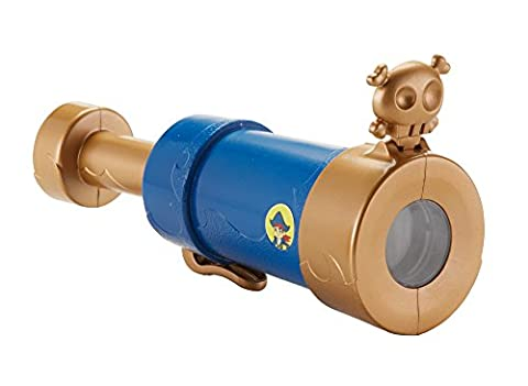 Fisher-Price - Disney Captain Jake and the Never Land Pirates - Eye-Spy Spyglass - Peter Pan Toy