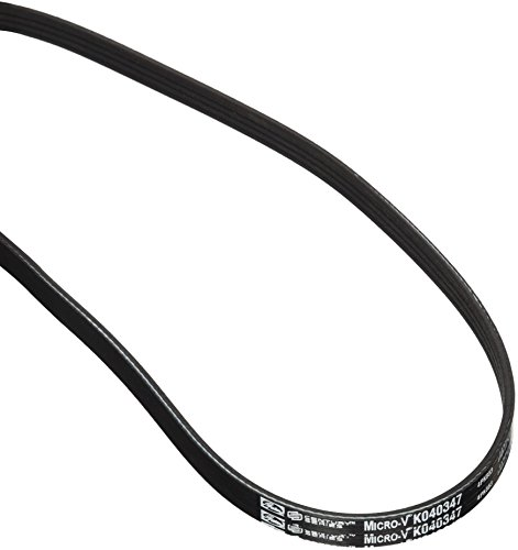 Gates K040347 Multi V-Groove Belt (Alternator Belt)
