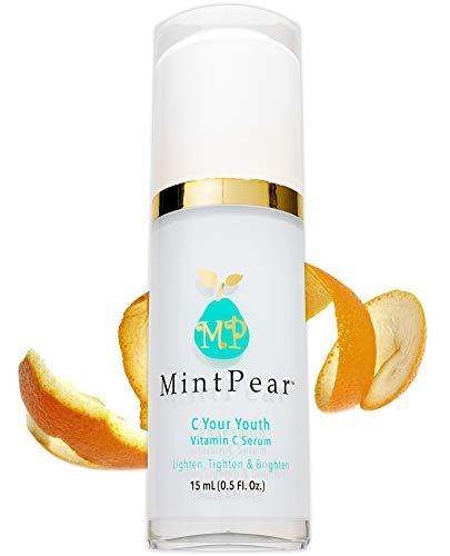 Vitamin C Serum for Face Facial Serum Anti Aging Wrinkle Reducer | Dark Circle, Fine Line & Sun Damage Corrector - Restore & Boost Collagen (15ml) Vitamin E, Essential Amino Acids |Airless PUMP