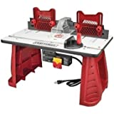 Router Table Craftsman Perfect For Woodworking In Your Garage Or Work Shop Amazing Wood Working Tables For Your Tools