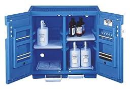 Justrite 24160 30 - 1 Liter Bottles Capacity, 35\