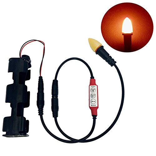 led-simulated-flame-light-with-flicker-effects-controller-for-lanterns-candles-torches-props-scenery