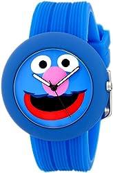 Sesame Street SW614GR Grover Rubber Watch Case
