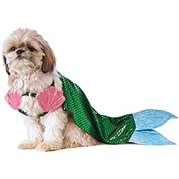 Rubie's Mermaid Dog Costume, Small