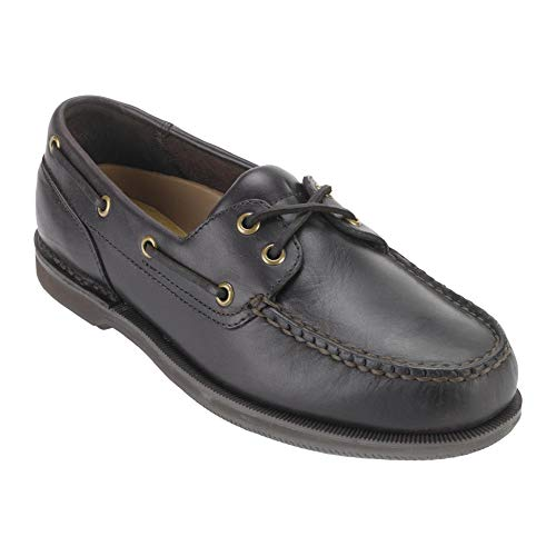 Up Dk Call Pull 005 Rockport Chaussures of Perth Shoe Brown Ports Boat Marron Bateau Homme vSW4HOBS