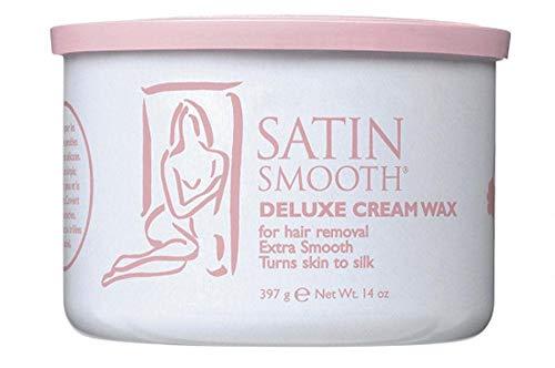 Top cream wax satin smooth for 2019