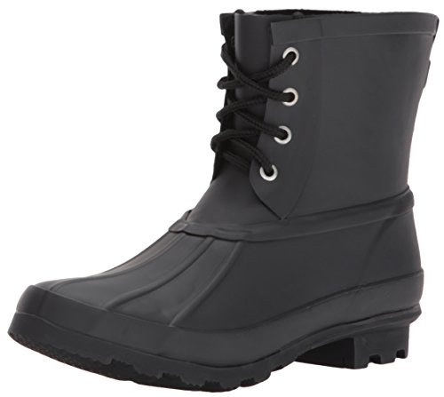 Ankle Western Rain Duck Chief Black Women's RCxC4pqw