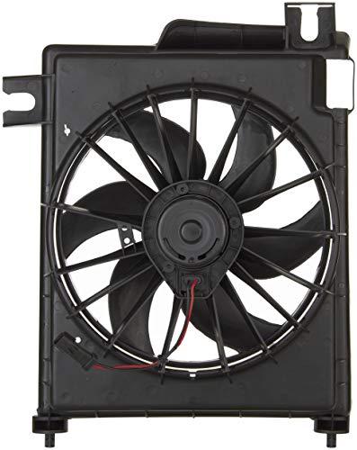 - Spectra Premium CF13004 A/A/C Condenser Fan Assembly
