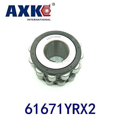 (Ochoos Sale Real Thrust Bearing Rodamientos Ochoos 61671yrx2 Double Row Box Eccentric Roller Bearing 61671 Yrx2 61687yrx2 6164951ysx - (Length: 6164951YSX))