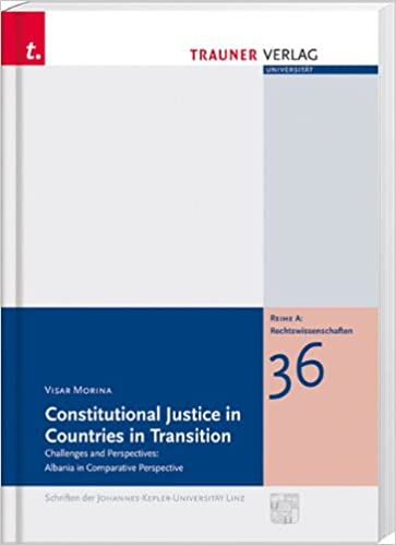 Constitutional Justice in Countries in Transition