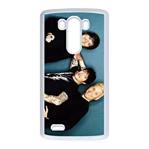 LG G3 Cell Phone Case Covers White Die rzte PQA