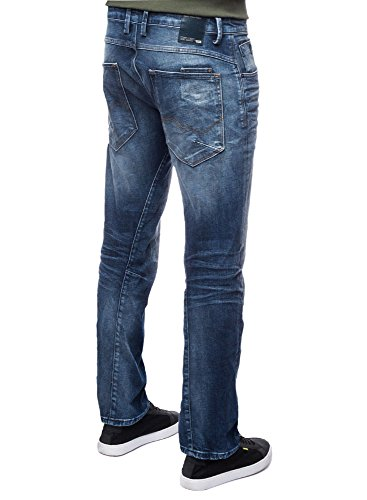Mike de 32 Comfort amp; Azul L Ron Jack Fit 294 Jeans Jones qHw17qf
